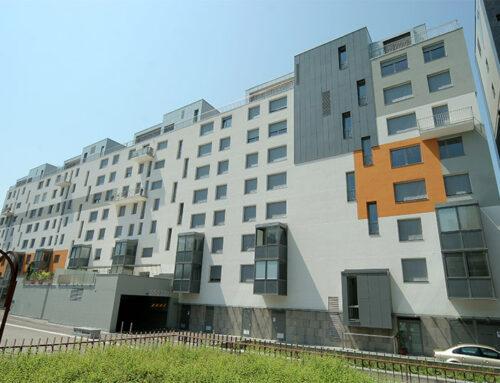 Stanovanjsko-poslovni kompleks R3 R4