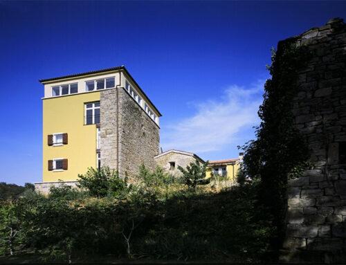 Stolp v Glemu